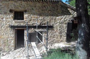 Rénovation pierres